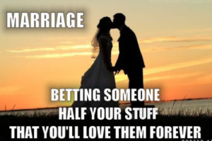 http://weknowmemes.com/wp-content/uploads/2012/02/marriage-betting-someone-half-your-shit.jpg