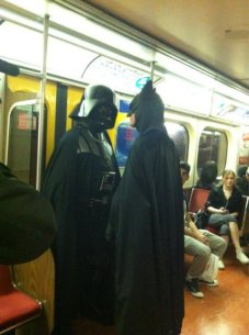 Are you sure I'm not your father?