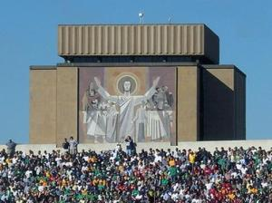 Touchdown, Notre Dame!