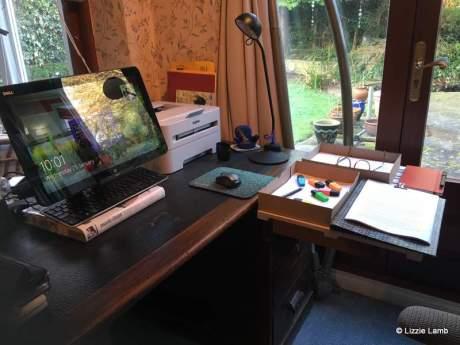 my work desk (2)