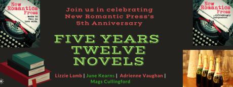 New Romantics Press - Five Years